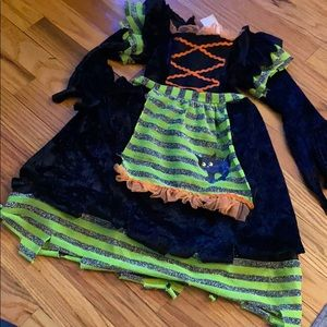 Cute Witch Costume/Dress Up